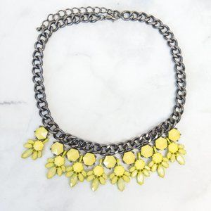 🌻 2/$25 AdditionElle Chunky Necklace Neon Flowers